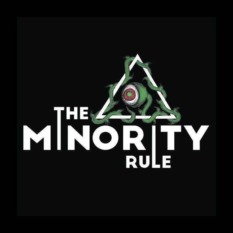 The Minority Rule Logo