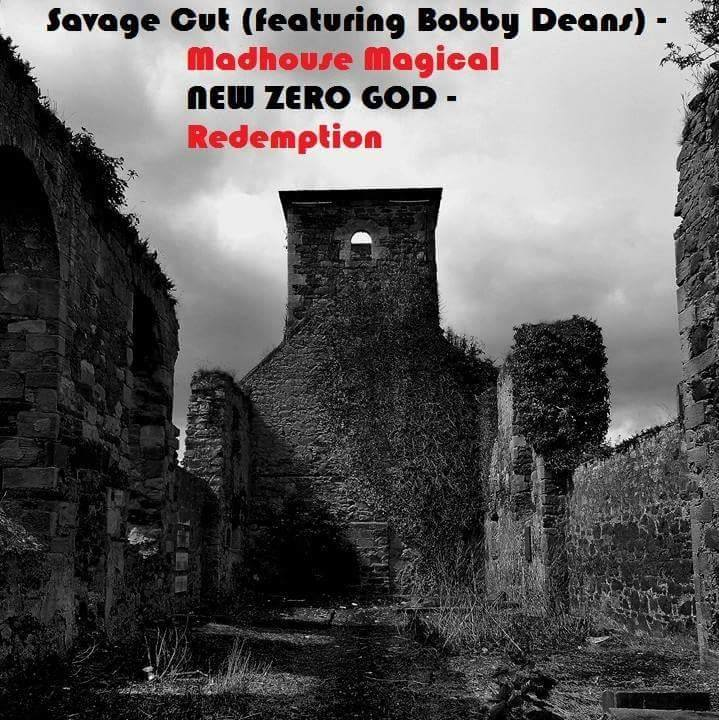 Savage Cut/New Zero God Split Single Artwork