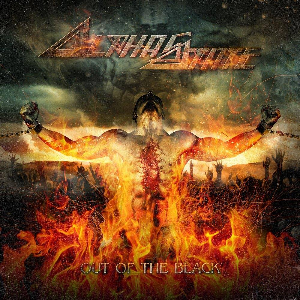 AlphaState 'Out of the Black' Album Artwork