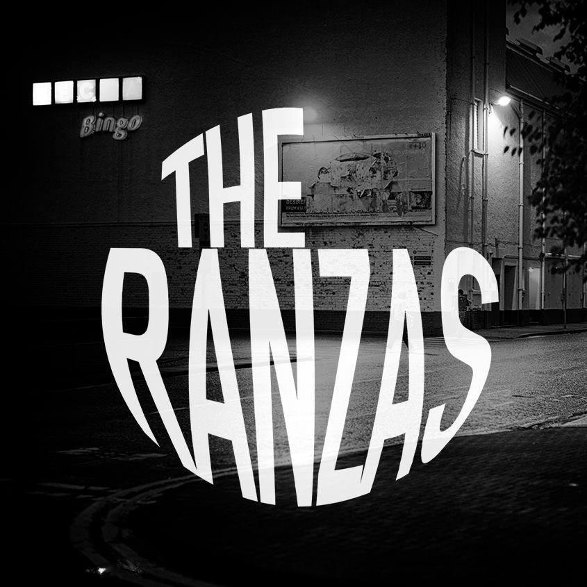 The Ranzas 'Save me Now' Album Artwork