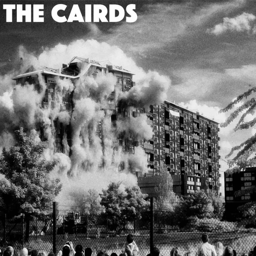 EP Review: The Cairds – Self-titledEP