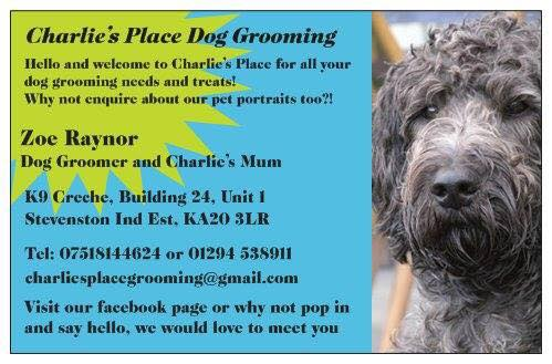 Charlie's Place Dog Grooming