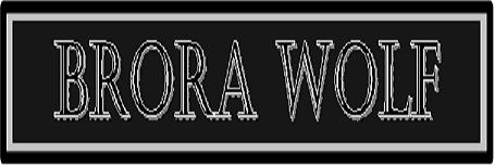 Brora Wolf Logo