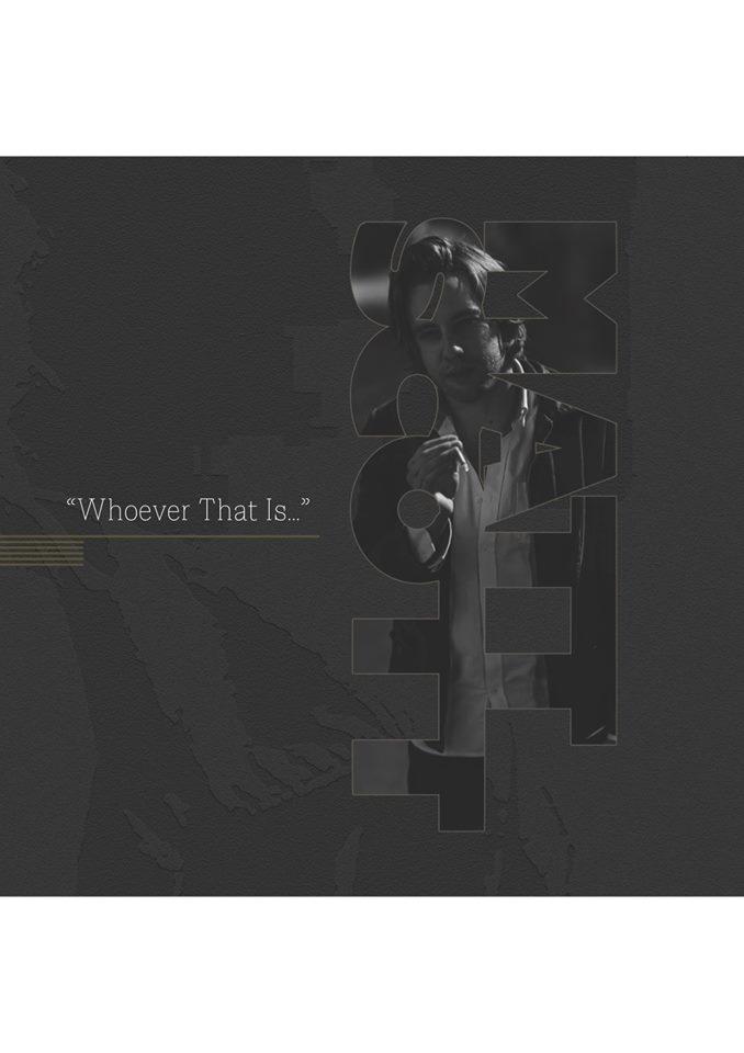Matt Scott 'Whoever That Is' Album Artwork