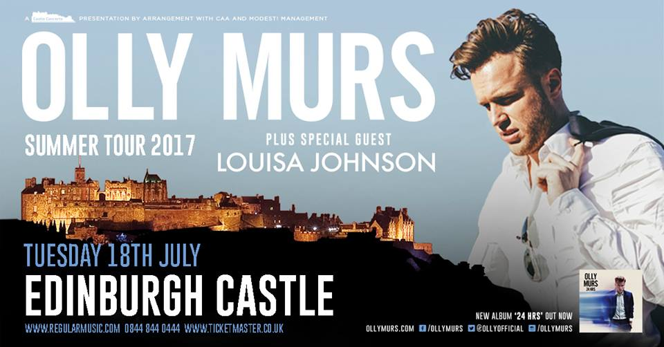 Edinburgh Castle Concerts Promo Photo
