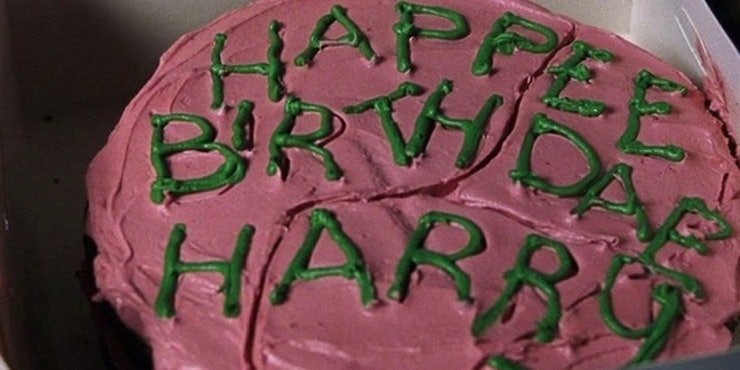 Happy Birthday, HarryPotter.