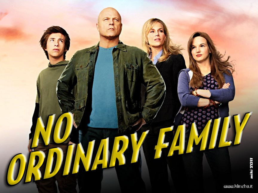 TV Review: No Ordinary Family