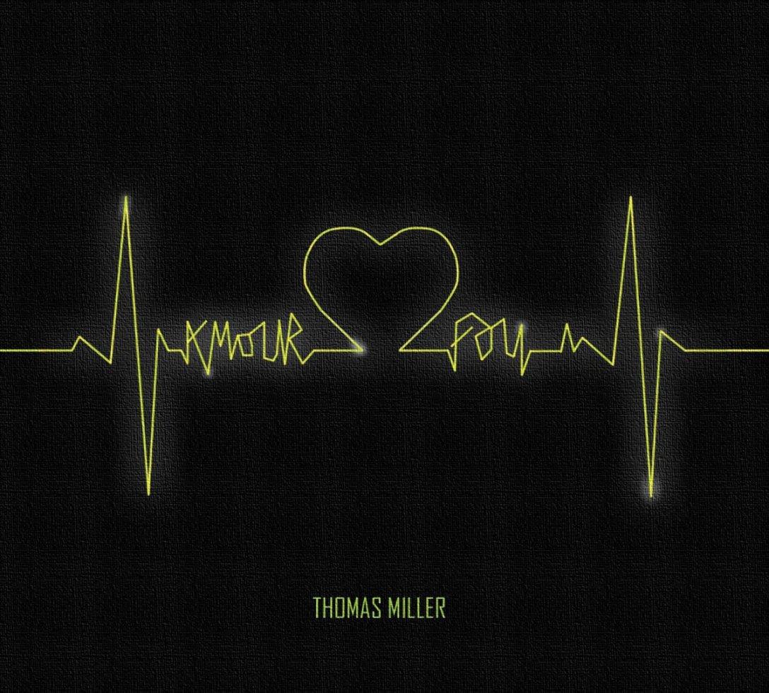 Thomas Miller 'Amour Fou' Album Artwork
