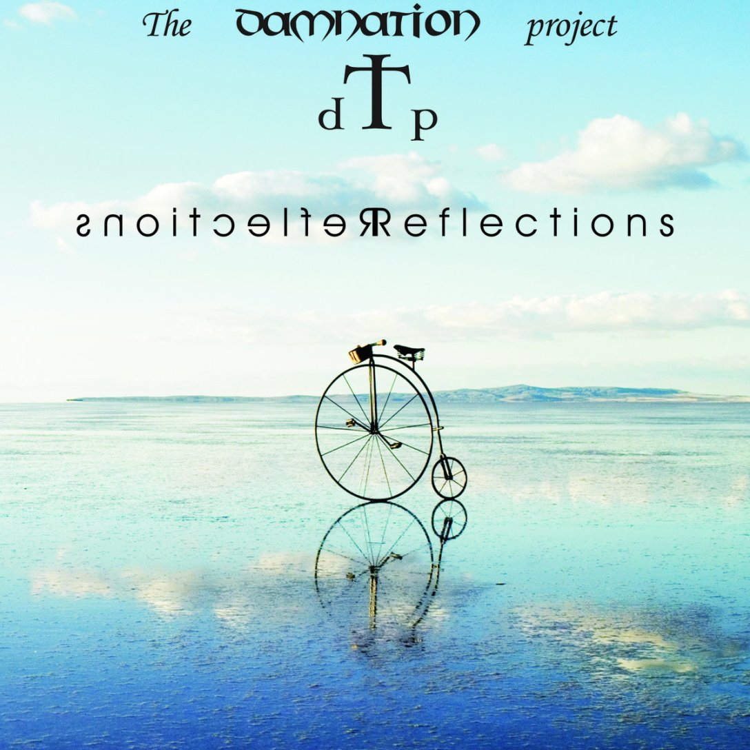 The Damnation Project Album 'Reflections' Album Artwork