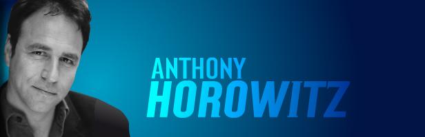 Anthony Horowitz Author Photo