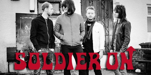 Soldier On Promo Picture