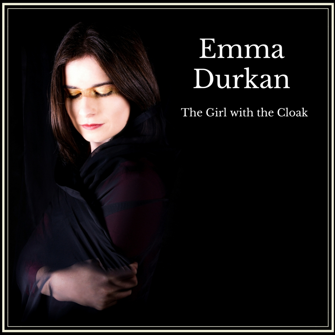 Emma Durkan's 'The Girl with the Cloak' Album Artwork