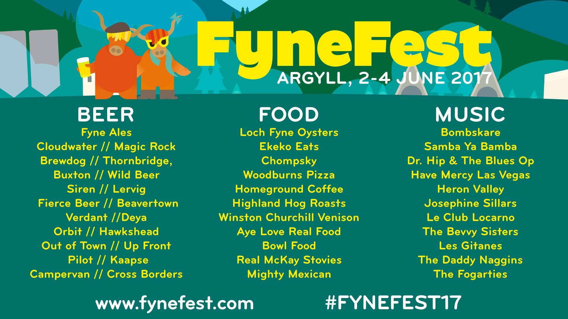 Fynefest Promo