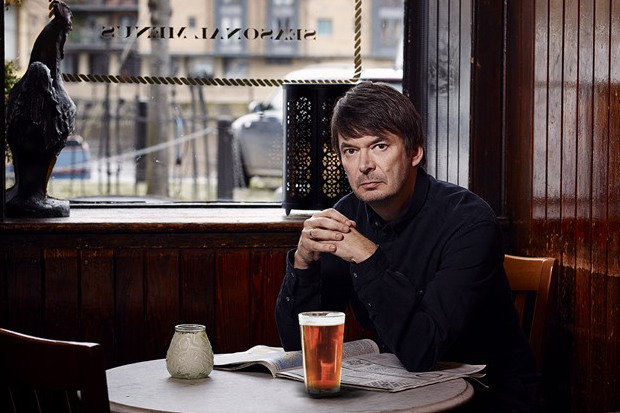 Author Interview: Ian Rankin