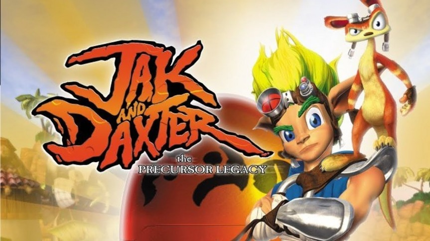Game Review Jak And Daxter The Precursor Legacy Off The Record