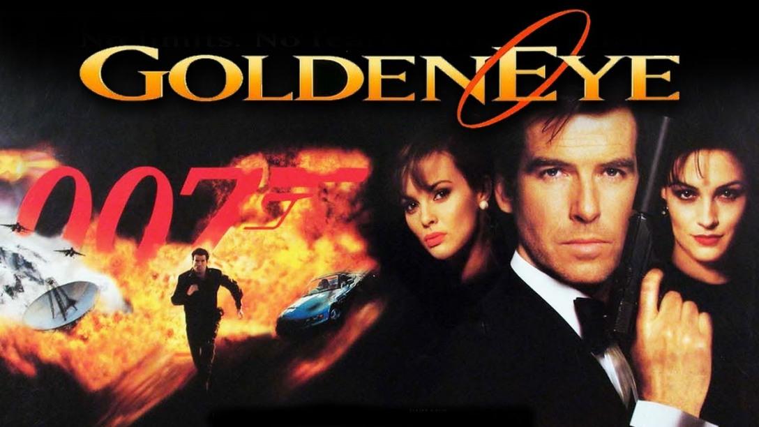 James Bond: Goldeneye