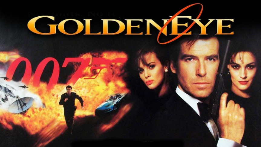 Movie Review: James Bond – GoldenEye