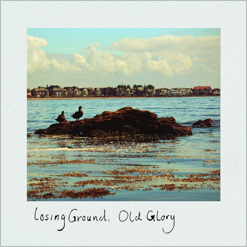 Losing Ground's 'Old Glory' Album Artwork