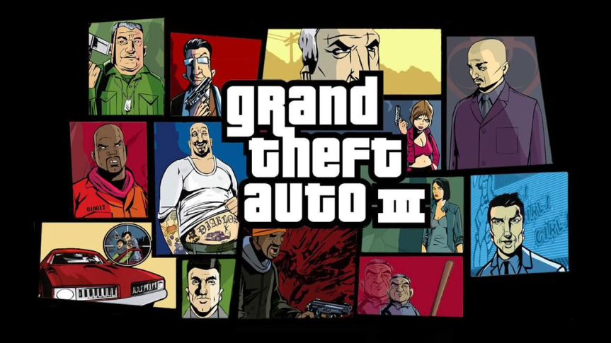 Game Review: Grand Theft Auto III