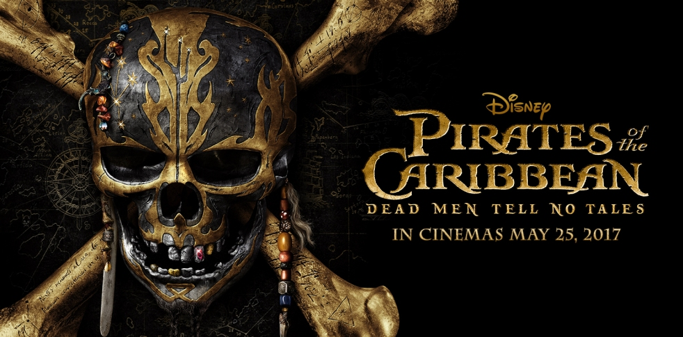 Pirates of the Caribbean: Dead Men Tell No Tales Promo Image