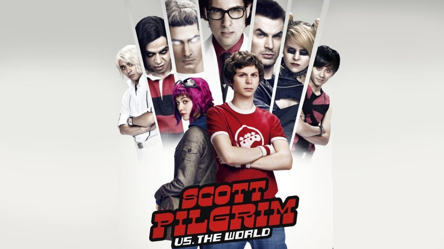 Movie Review: Scott Pilgrim vs The World