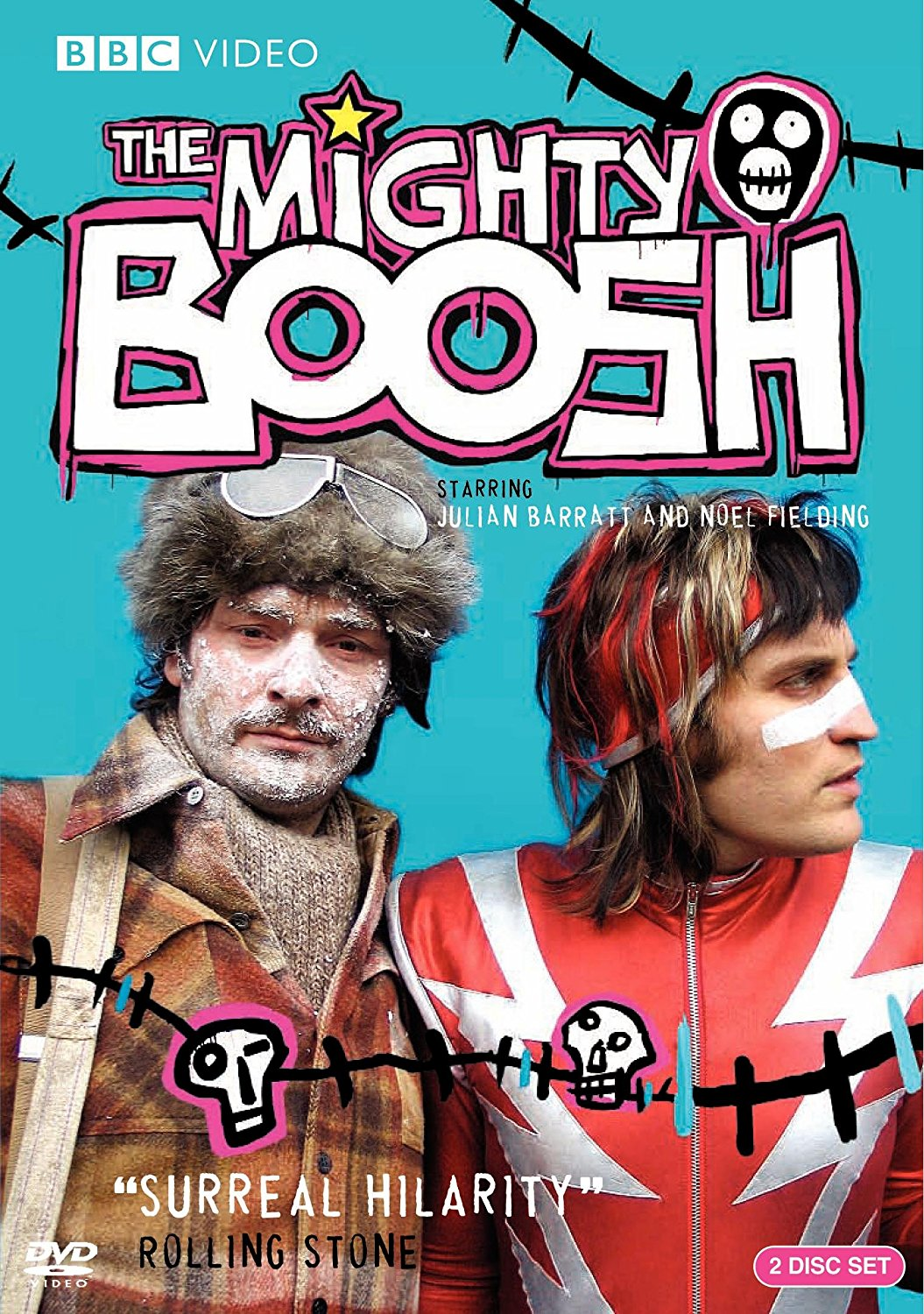 Mighty Boosh Season 1