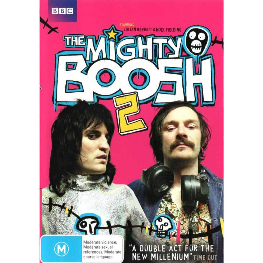 TV Review: The Mighty Boosh – Season 2