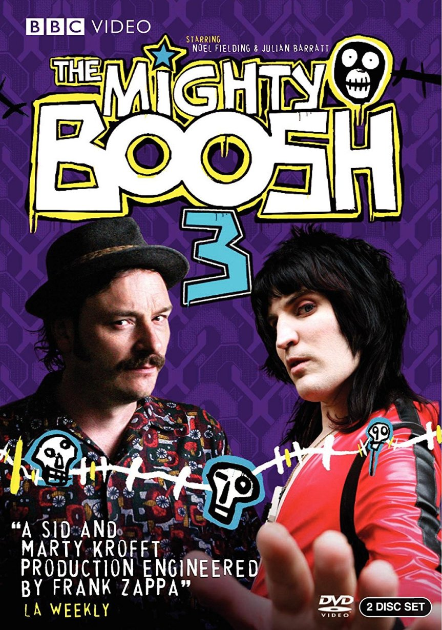 TV Review: The Mighty Boosh – Season 3