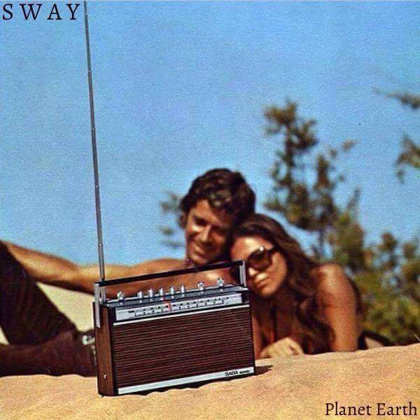 Sway 'Planet Earth' Album Artwork
