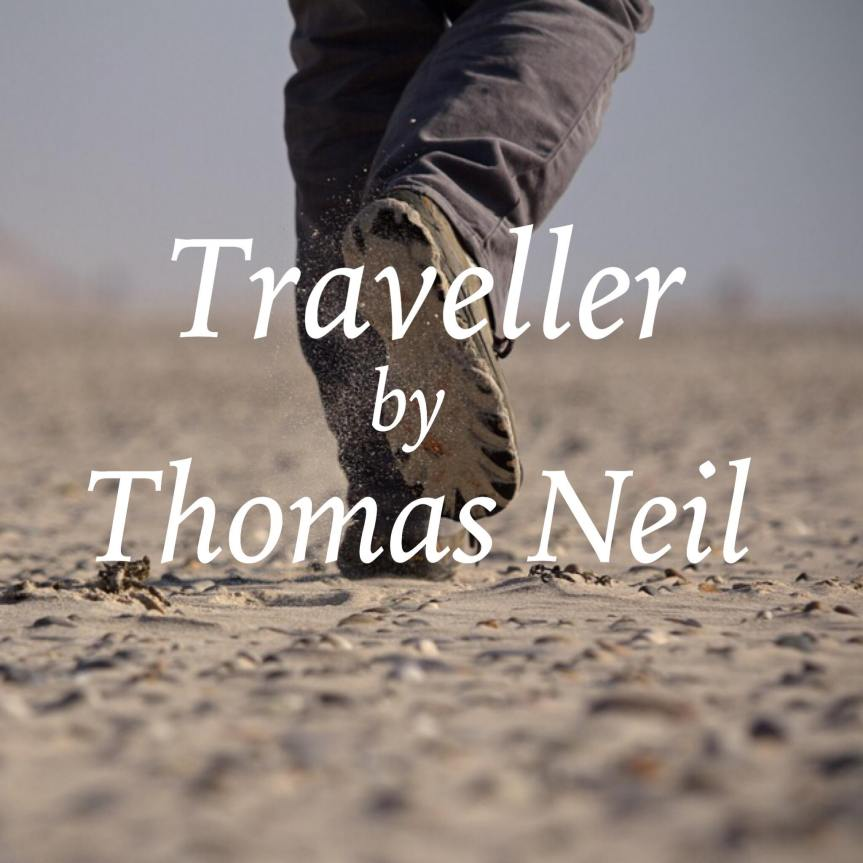 Traveller by ThomasNeil