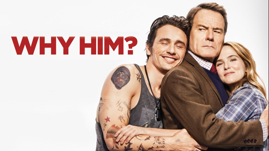 Movie Review: Why Him?