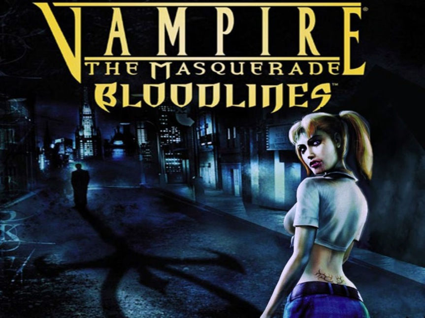 Game Review: Vampire – The Masquerade (Bloodlines)