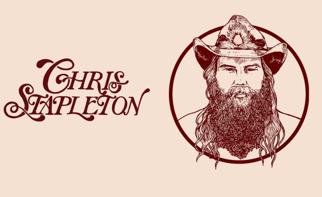 Chris Stapleton Album From A Room Vol 1 Album Artwork