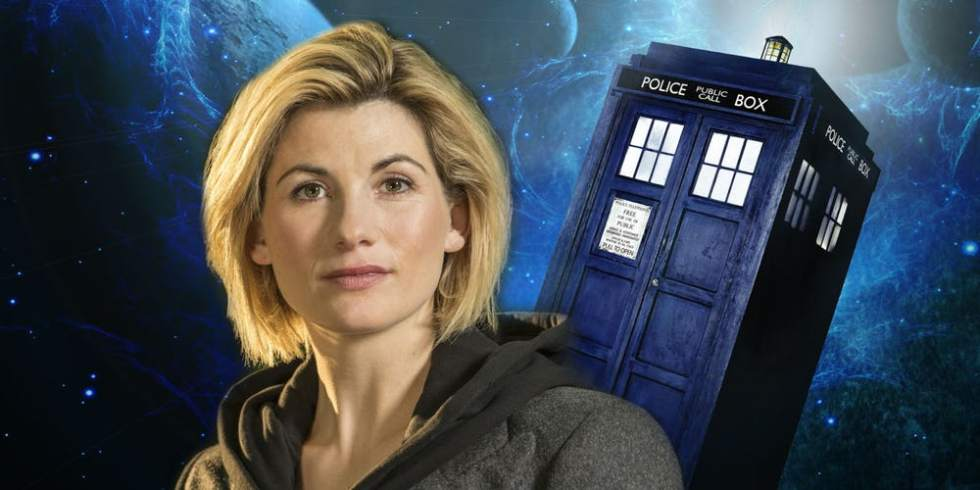 Jodie Whittaker becomes first female Doctor