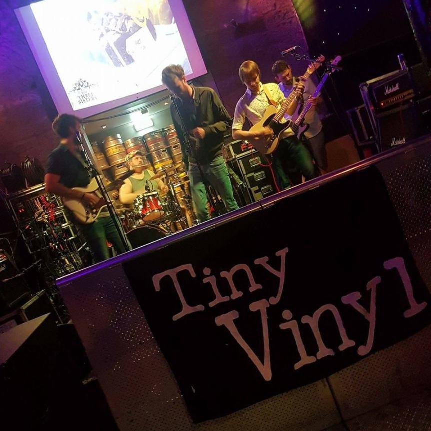Band Interview: TinyVinyl