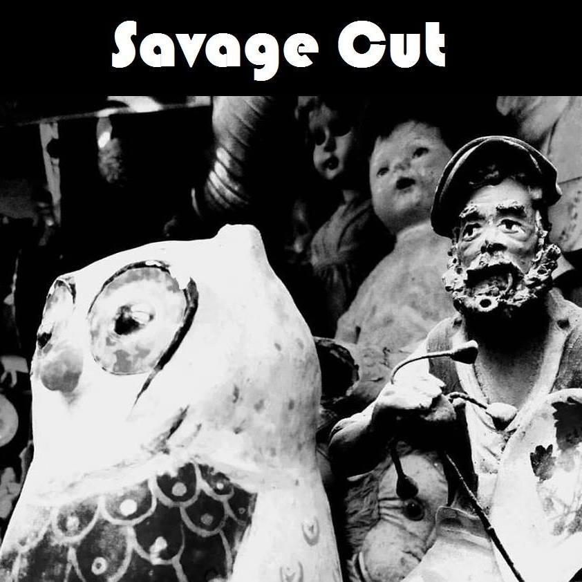 Savage Cut Single Artwork