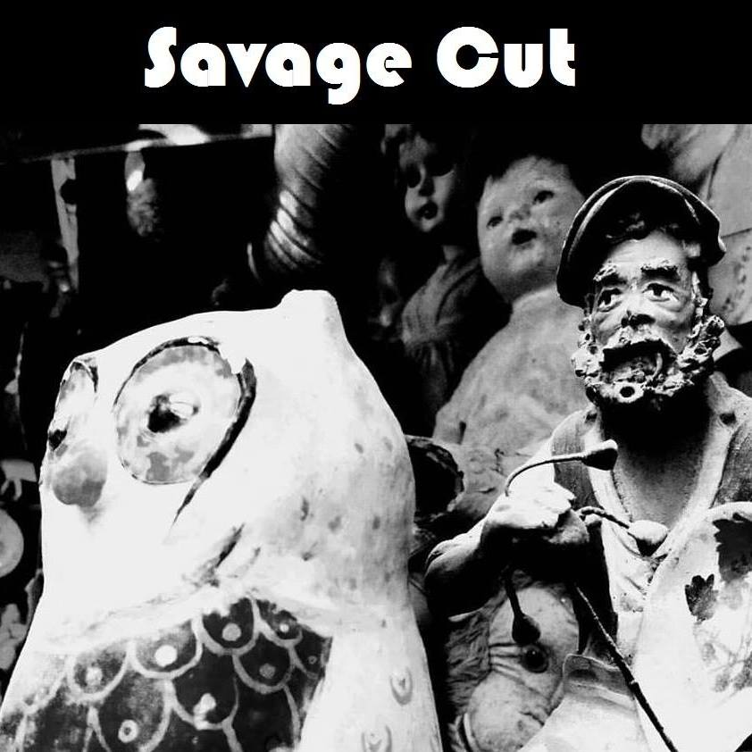 Savage Cut Single Artwork