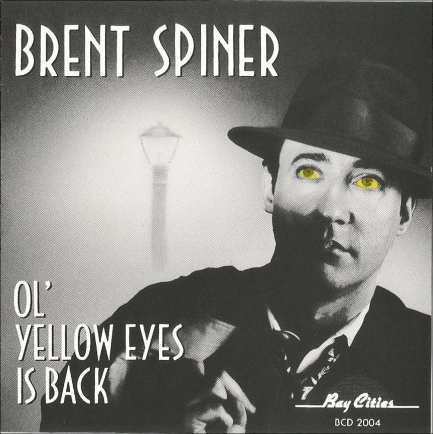 Album Review: Brent Spiner – Ol' Yellow Eyes is Back