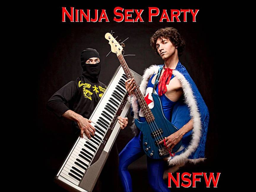 Album Review: Ninja Sex Party – NSFW
