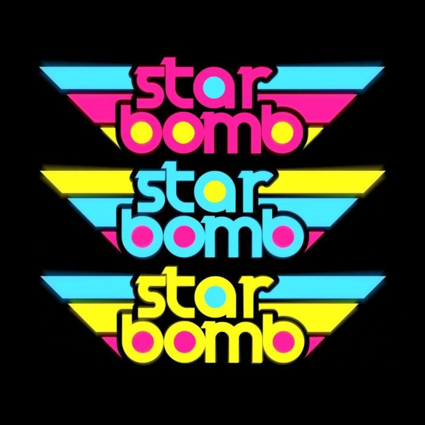Starbomb Album Artwork