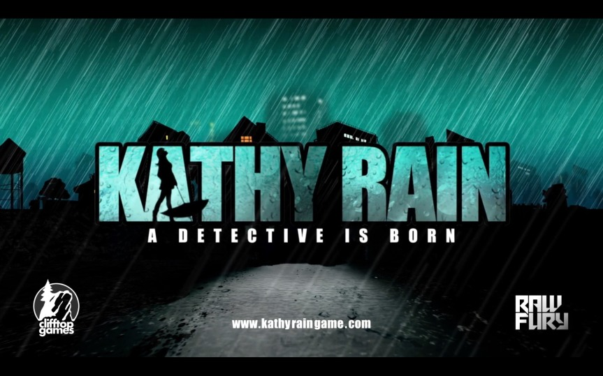 Game Review: Kathy Rain