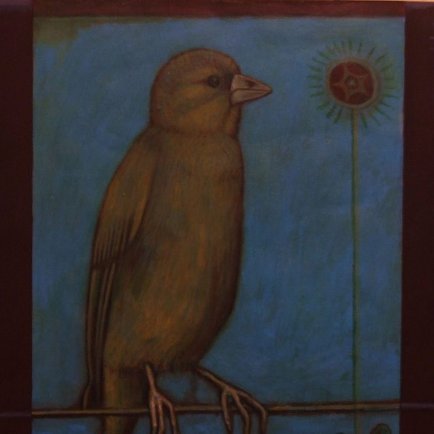 Greenfinch Artwork