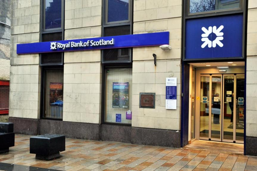 Last Bank In Town: Sweeping RBS Closures in Scotland