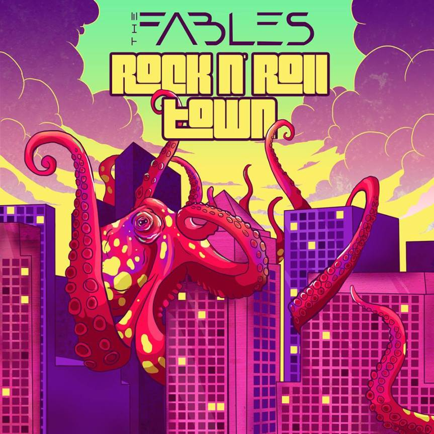 Single Review: The Fables – Rock 'n' Roll Town