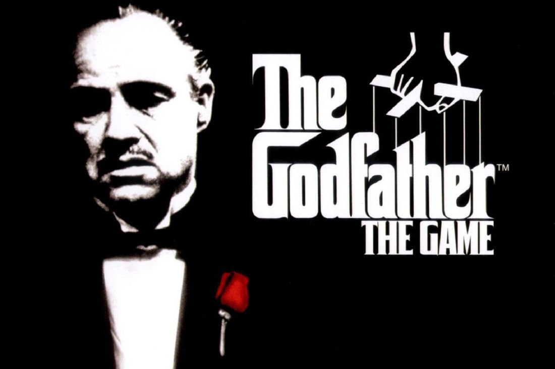 The Godfather Game Logo