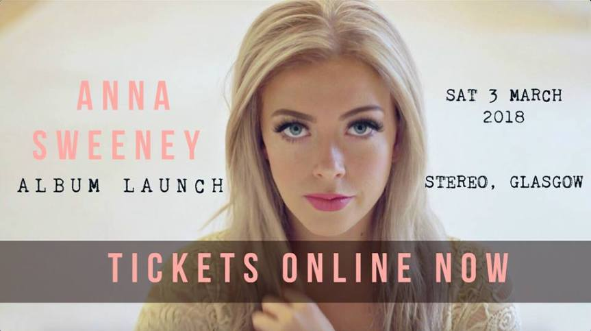 Album Review: Anna Sweeney – Game Face