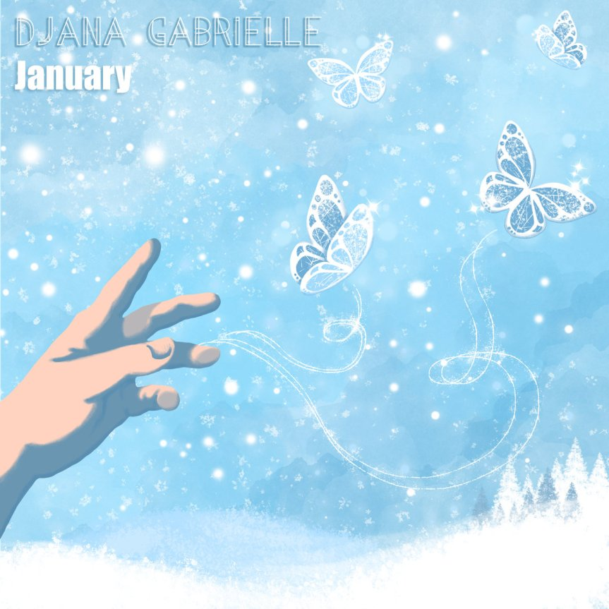 Single Review: Djana Gabrielle – January