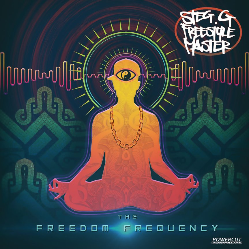 Steg G and The Freestyle Master Album 'Freedom Frequency