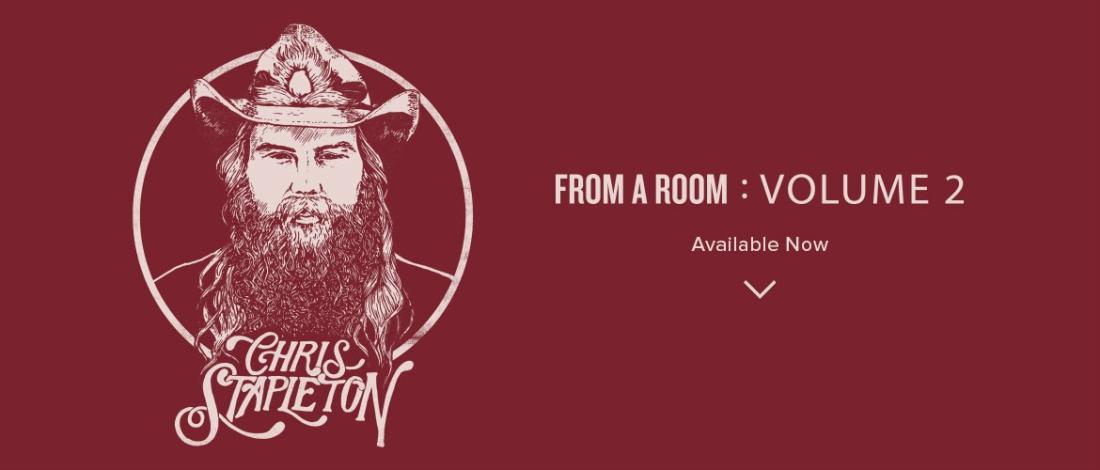 Chris Stapleton 'From a Room - Volume 2'