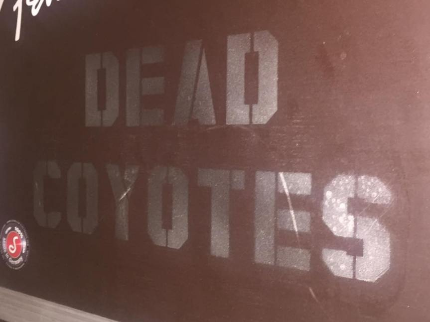 Band Interview: Dead Coyotes